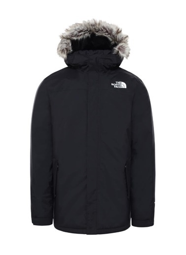 The North Face The North Face Zaneck Erkek Mont Siyah Siyah